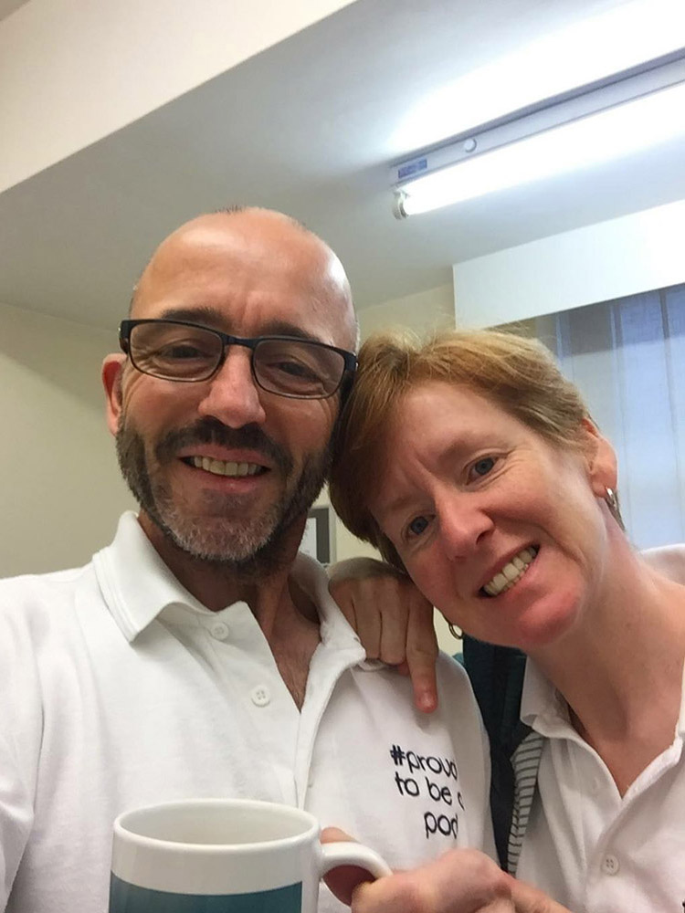 Foot People Kath & Andrew Lindsay Chiropody Podiatry