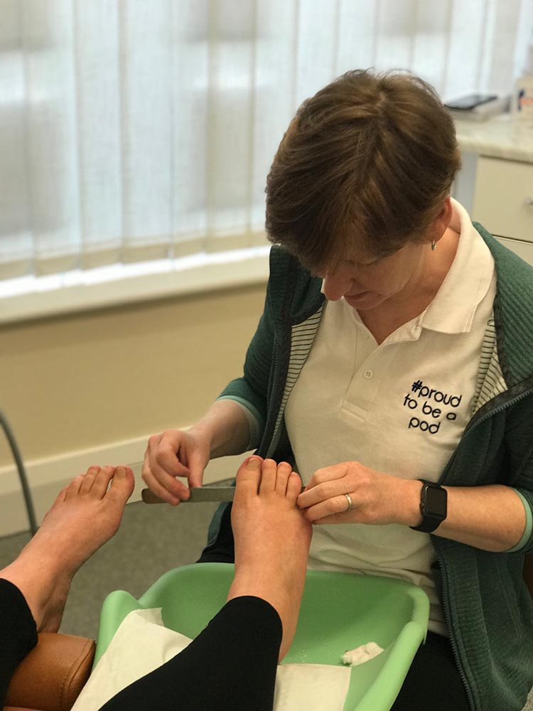 Foot People Lindsay Chiropody Podiatry
