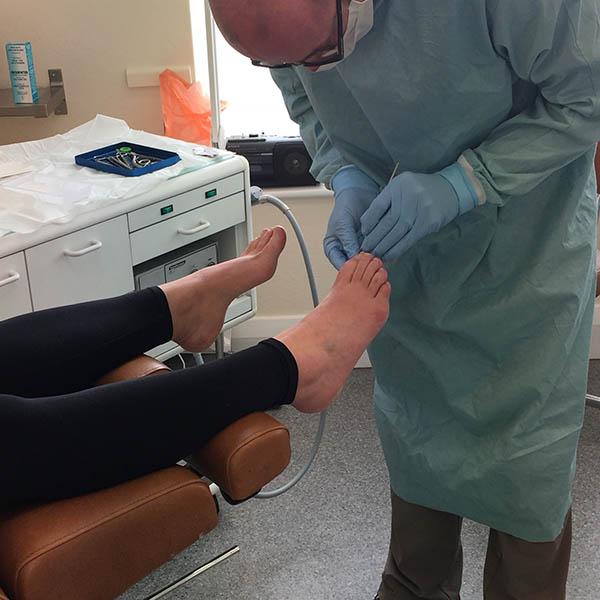 foot people lindsay chiropody podiatry nail surgery