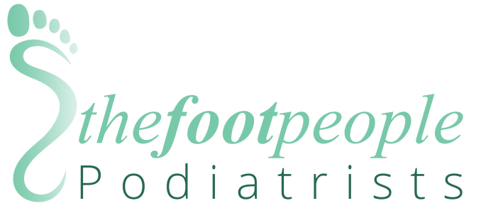 The Foot People logo